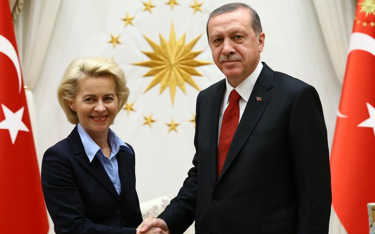Cumhurbaşkanı Erdoğan'dan kritik AB görüşmesi
