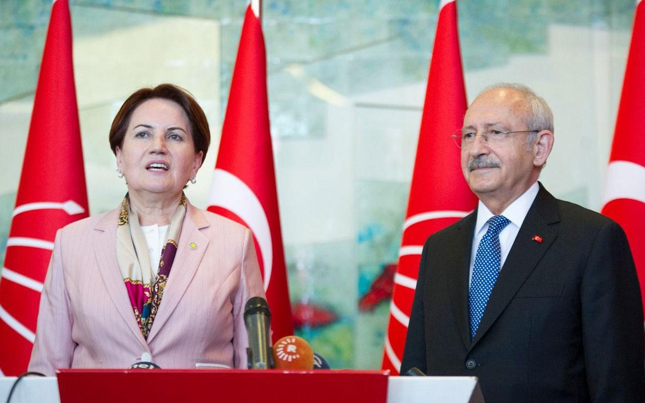 CHP ve İYİ Parti'den ortak açıklama! Millet İttifakı dağılıyor mu?