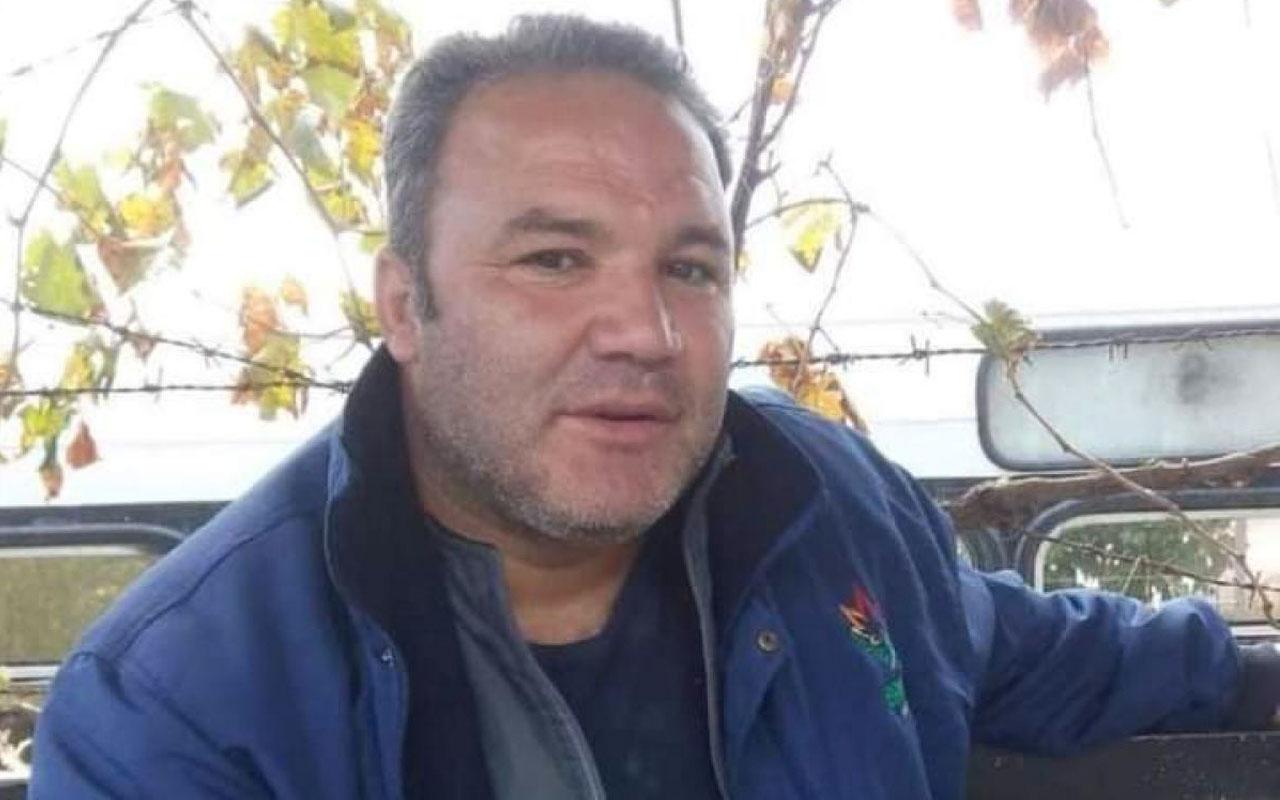 İzmir'de tartıştığı komşusunu bıçaklayarak öldürdü