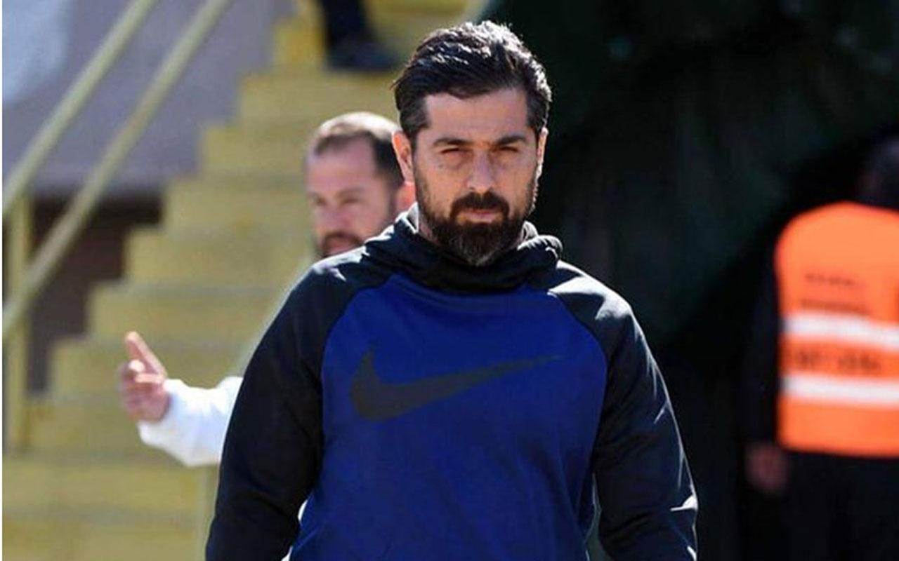 Göztepe'de teknik direktör İlhan Palut'la yollar ayrıldı