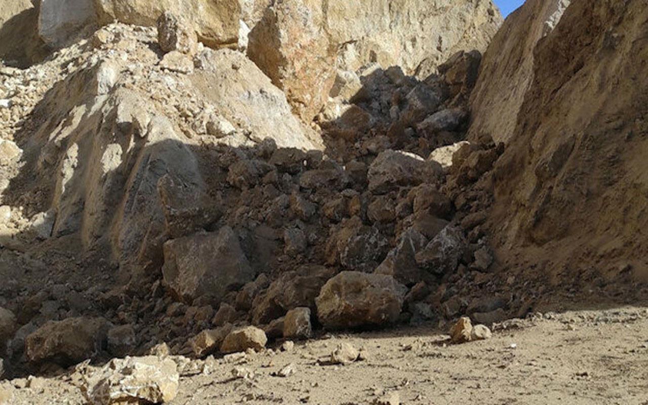 Şırnak'tan acı haber! Kömür ocağında göçük altında kalan işçinin cansız bedenine ulaşıldı