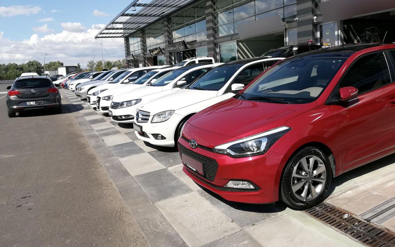 Türkiye'de geçen yıl 2. el otomobil satışı online pazarda patlama yaptı! Hangi marka ne sattı?