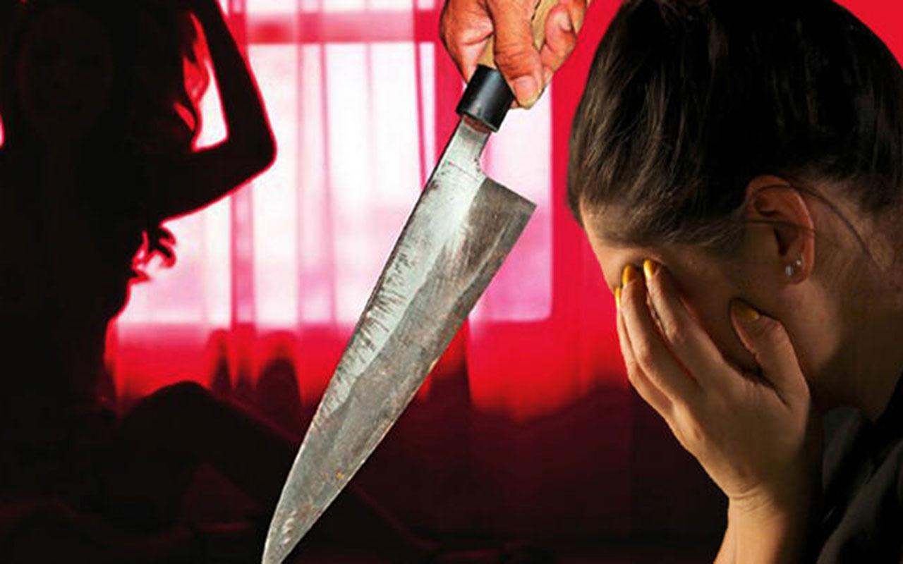 İğrenç baba! 17 yaşındaki kızına fuhuş yaptırdı, anne öğrenince eşini bıçakladı