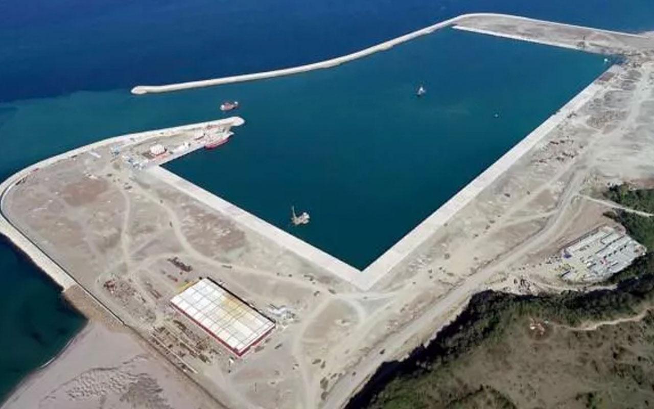 Zonguldak Valisi açıkladı: Karadeniz'deki doğalgaz Filyos'ta 2 bin kişiye iş sağlayacak
