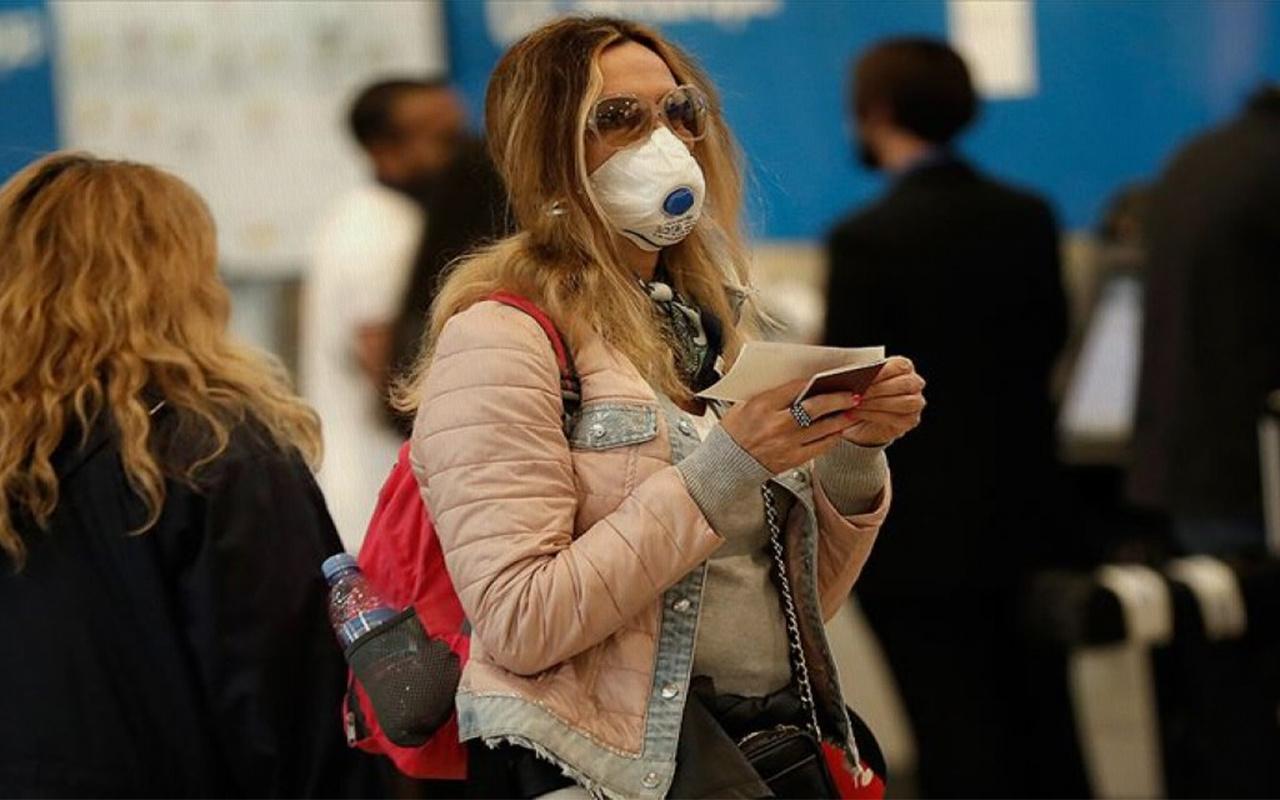 Türk Hava Yollarından ventilli maske uyarısı