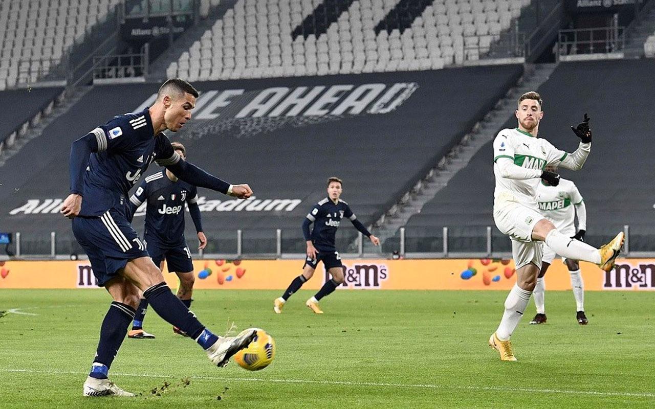 Juventus, Sassuolo'yu rahat geçti