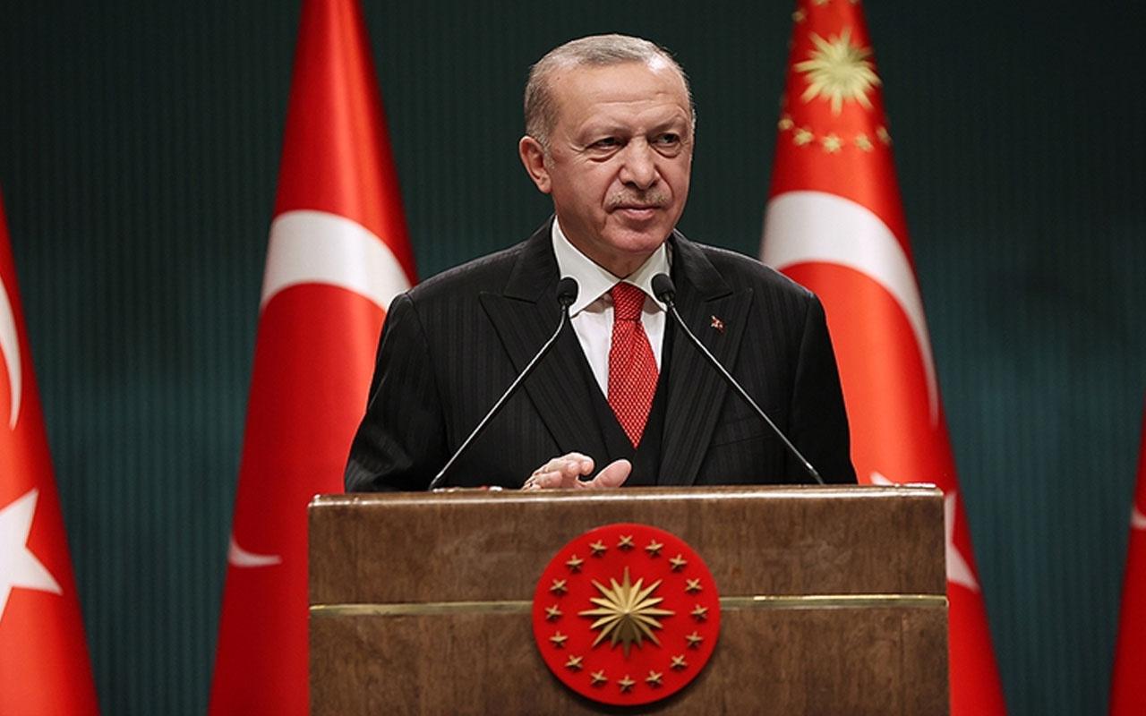 Cumhurbaşkanı Erdoğan'dan BİP ve Telegram'dan mesaj