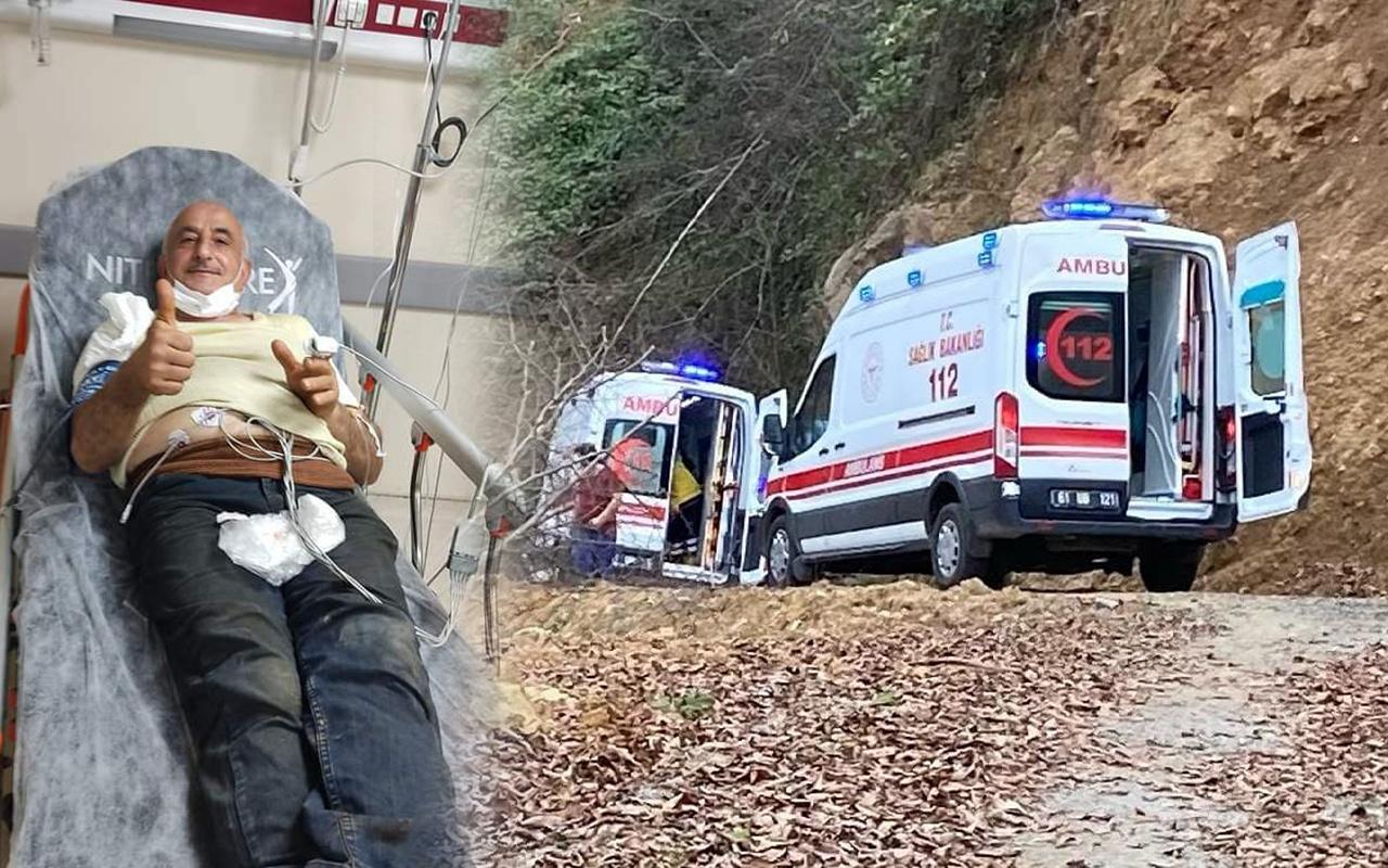Trabzon'da yedikleri bal yüzünden hastanelik oldular! Meğer yedikleri bal...