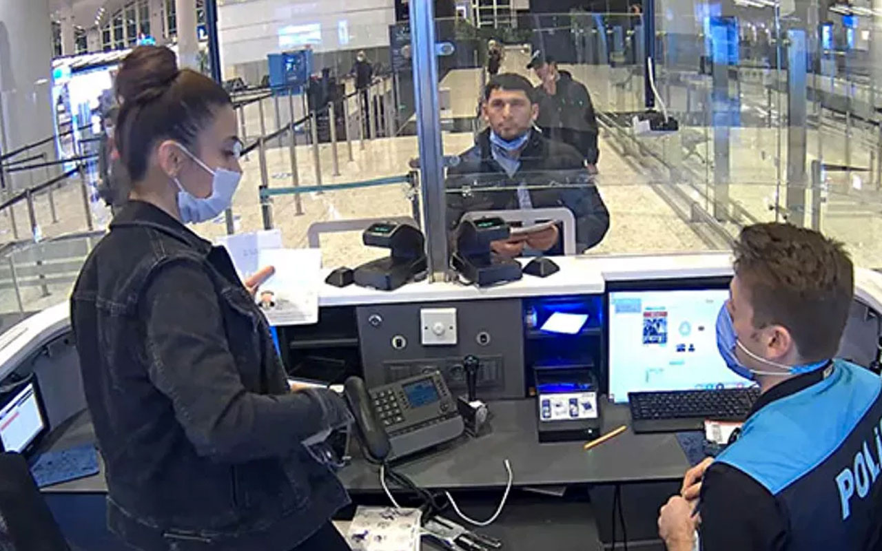 Sahte pasaportla kaçmaya çalışan IŞİD üyesi istanbul Havalimanı'nda yakalandı