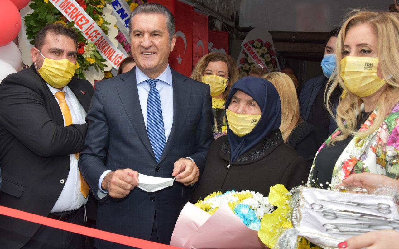Mustafa Sarıgül: Ben çare bulmak için geldim