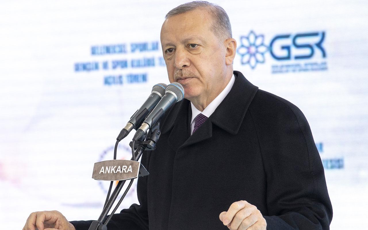Cumhurbaşkanı Erdoğan: 16 sene futbol oynadım önünü açarız