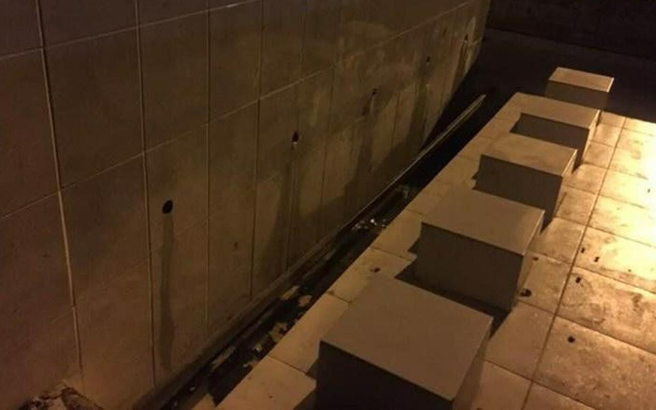 Antalya'da bu kez hırsızlar mezarlıklara dadandı! Bakın ne çaldılar