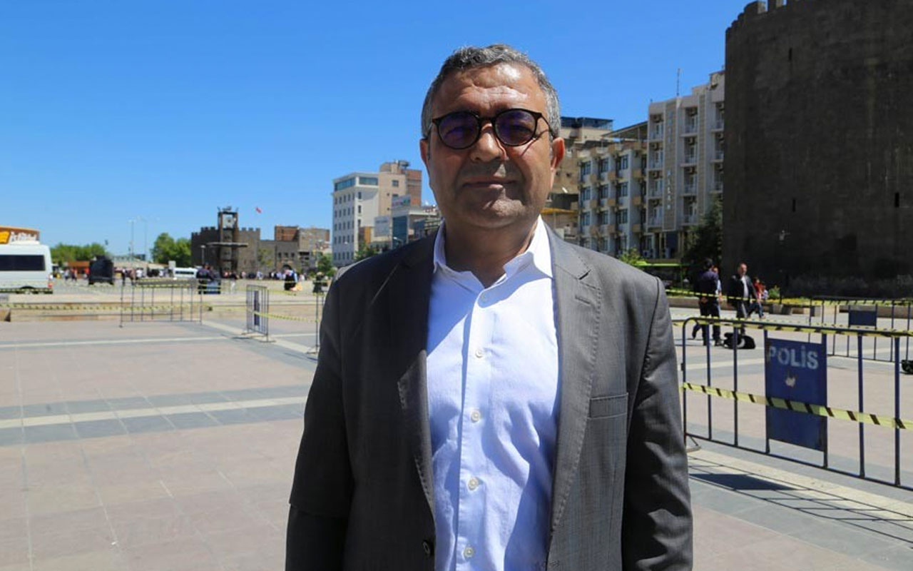 CHP'li Sezgin Tanrıkulu: Arkadaşım, dostum Demirtaş'ı ziyaret ettim