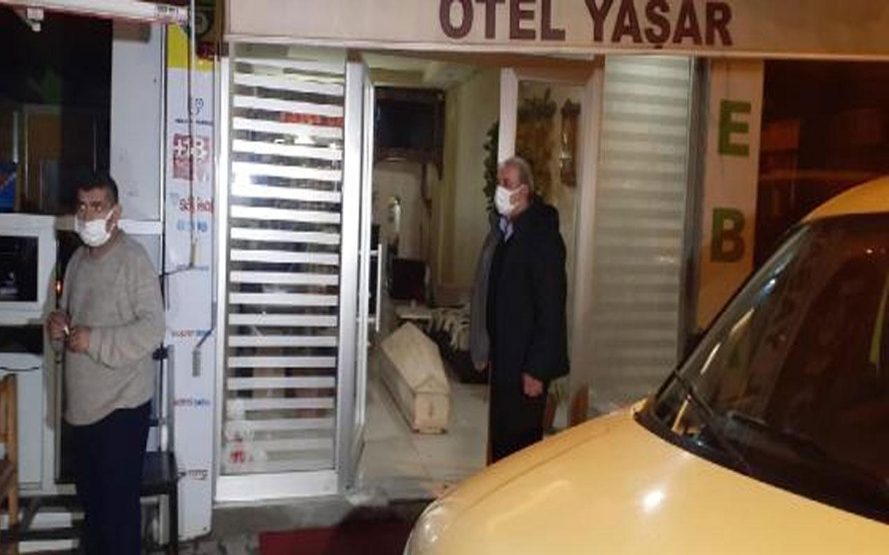 Bayrampaşa'da otel odasında cinayet! Şüpheli tekstil işçisi