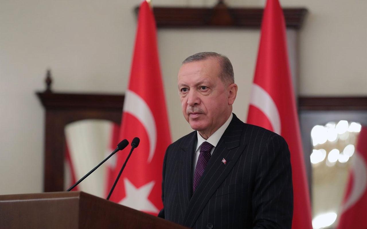 Cumhurbaşkanı Erdoğan: AB üyeliğinden hiçbir zaman vazgeçmedik