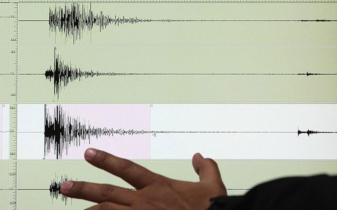 Azerbaycan'da 4.3 büyüklüğünde deprem