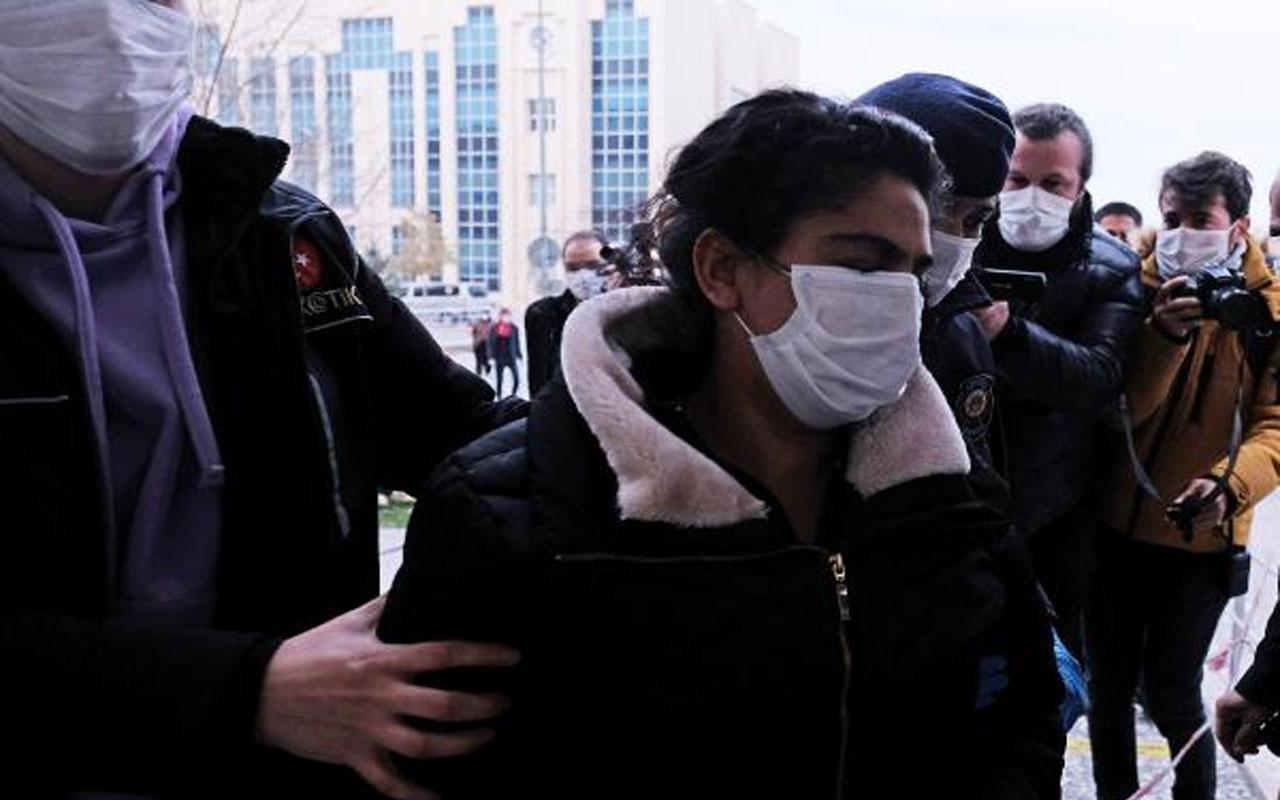 Kadir Şeker'in kurtardığı Ayşe Dırla eroinle yakalanıp tutuklanmadan önce bıçaklı kavgaya karışmış