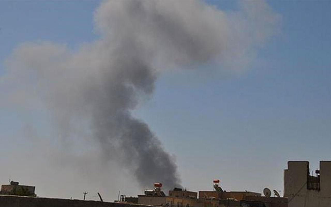 YPG/PKK'lı teröristler Kamışlı'da zorla silah altına alınmaktan kaçan gençlere ateş açtı