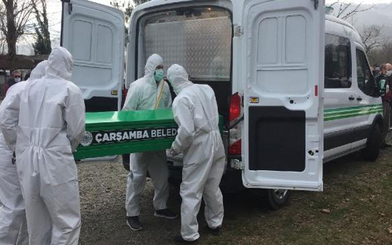Samsun'da koronavirüs bir aileyi yok etti! Kardeşlerden sonra hala da kurtarılamadı