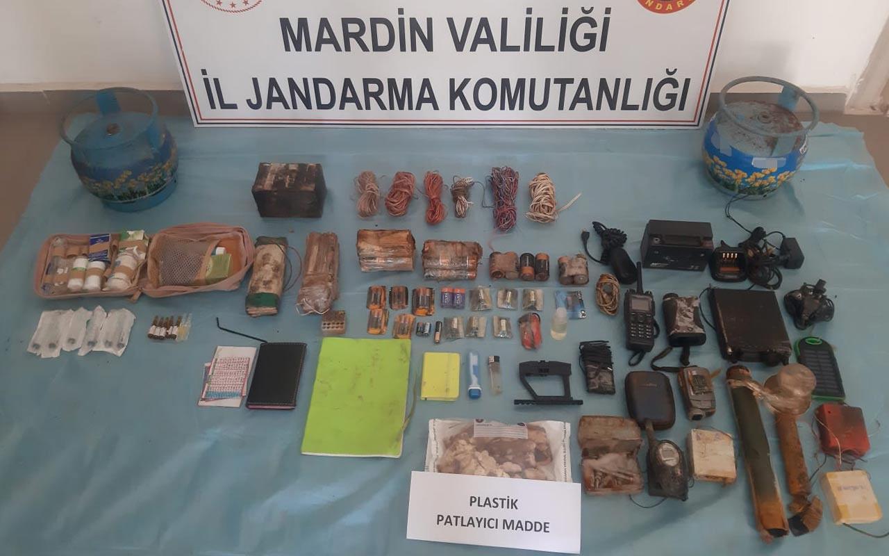 Mardin'de terör örgütü iş birlikçilerine operasyon: 22 gözaltı