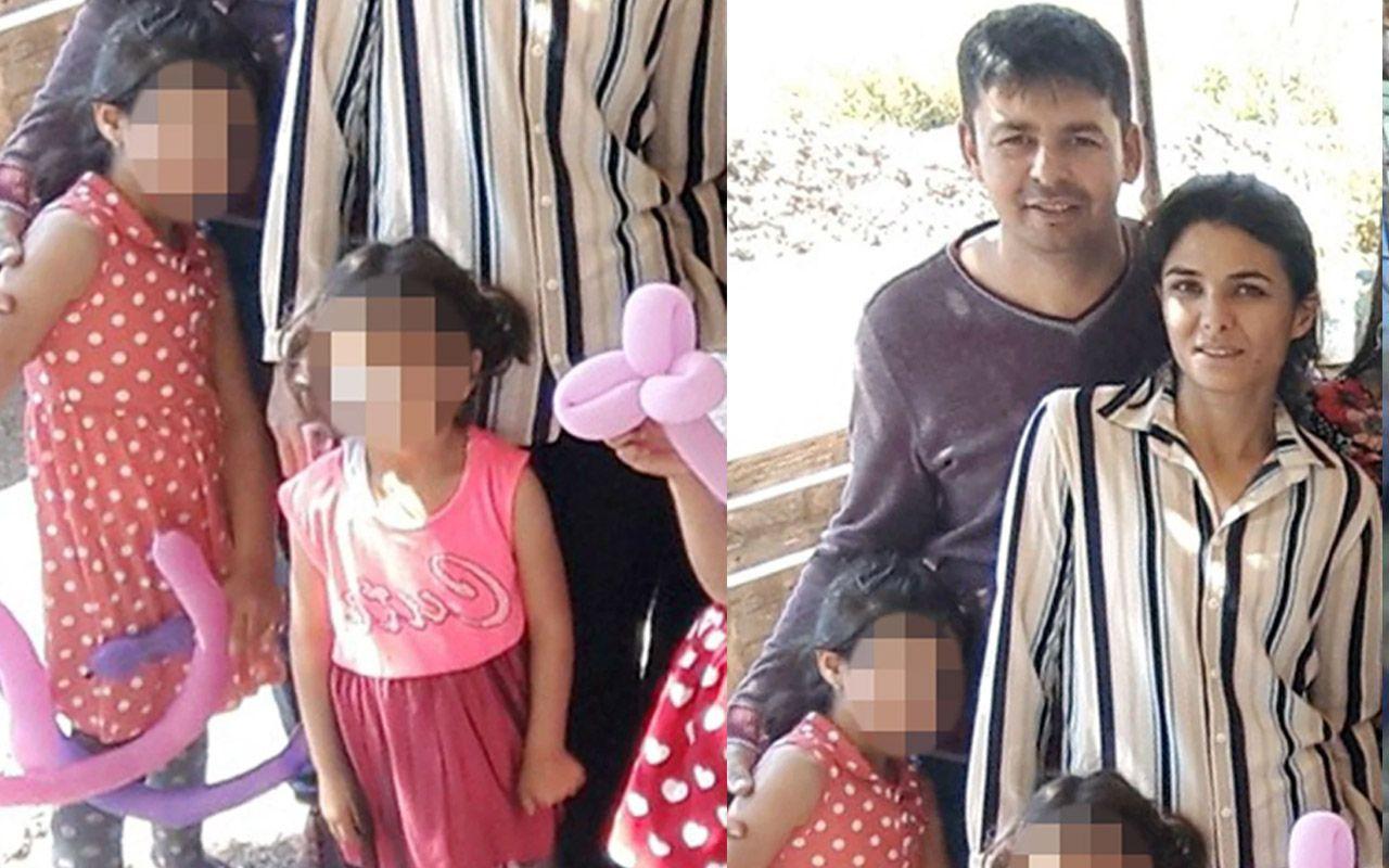 Antalya'da Melek İpek'in kocasıyla ses kaydı çıktı! Cezaevinde kocası rüyasına girmiş