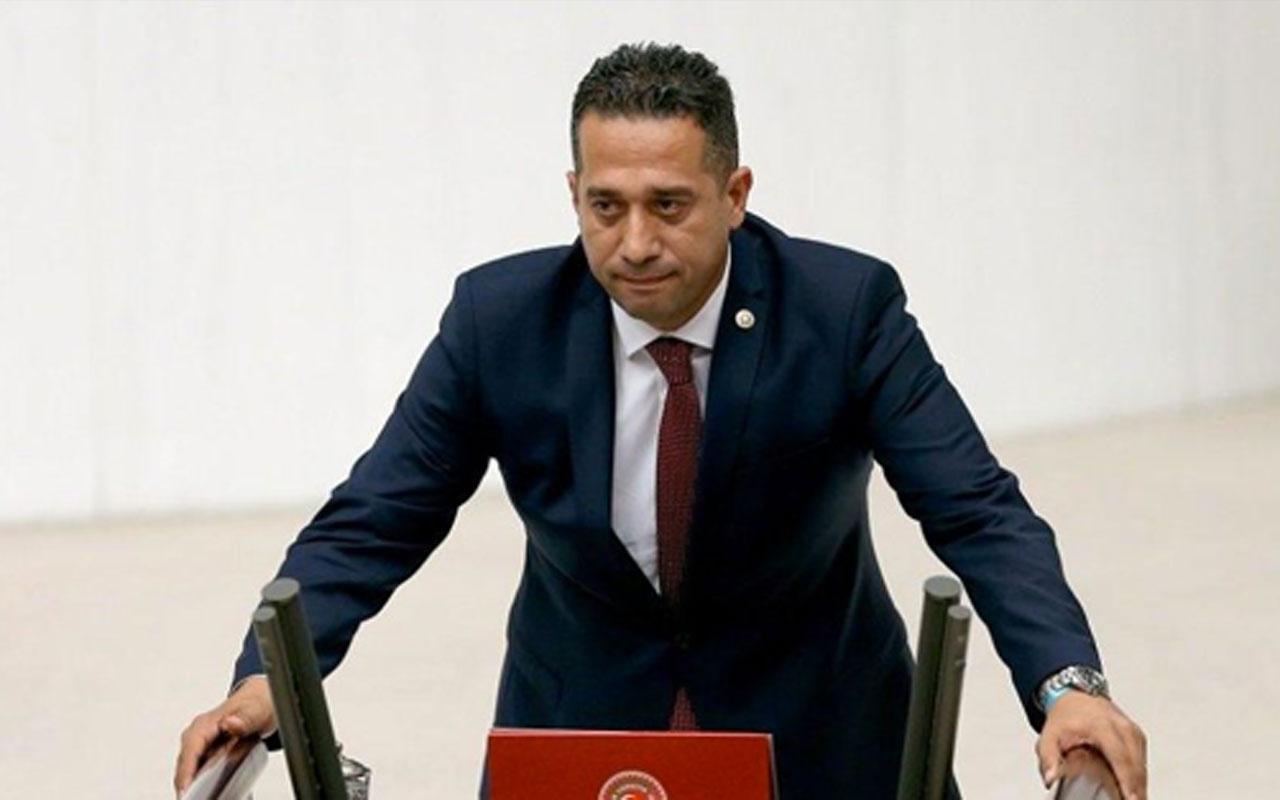 Erdoğan'ın avukatlarından CHP'li Vekil Ali Mahir Başarır'a 600 bin TL'lik dava