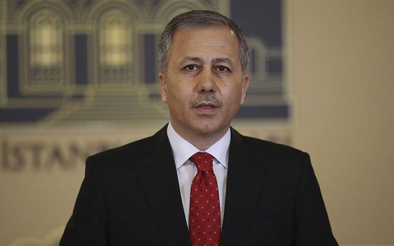 İstanbul Valisi Ali Yerlikaya: İstanbul'da Sosyal Koruma Kalkanı çalışmalarıyla 15 milyar yardım yapıldı
