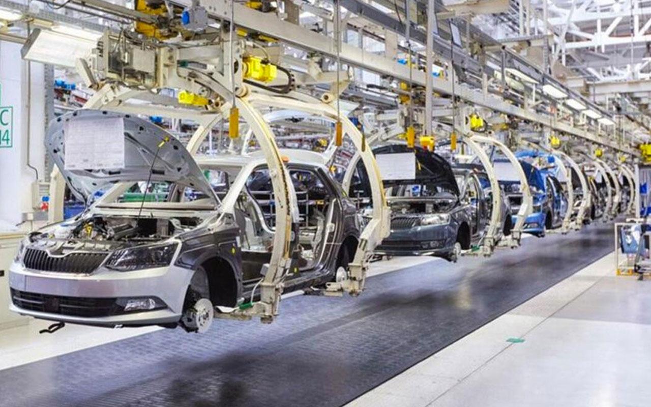Otomobil devi Ford Brezilya'da üretimi durdurdu 3 fabrikasını kapatttı