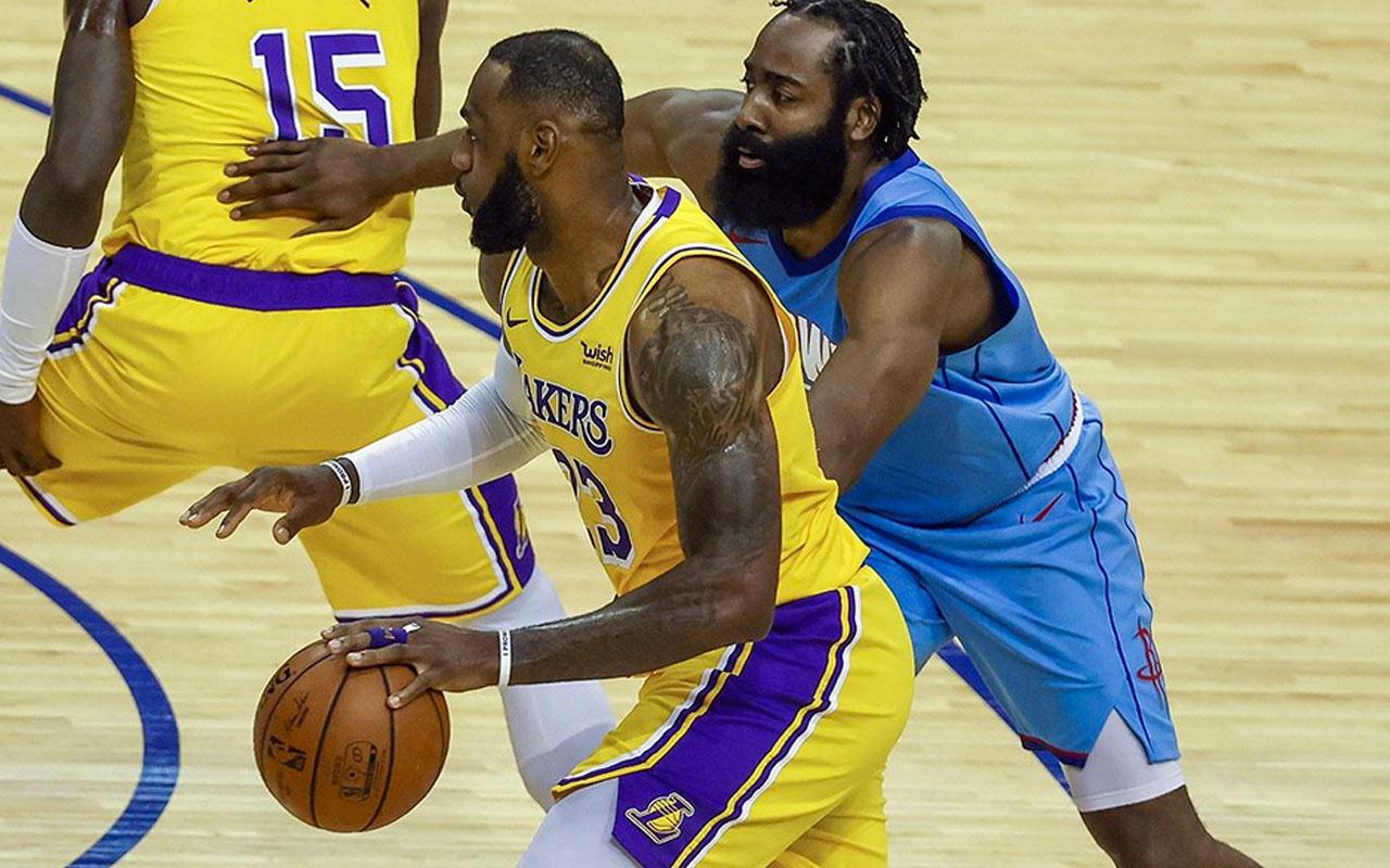Lakers hız kesmedi üst üste üçüncü galibiyetini aldı