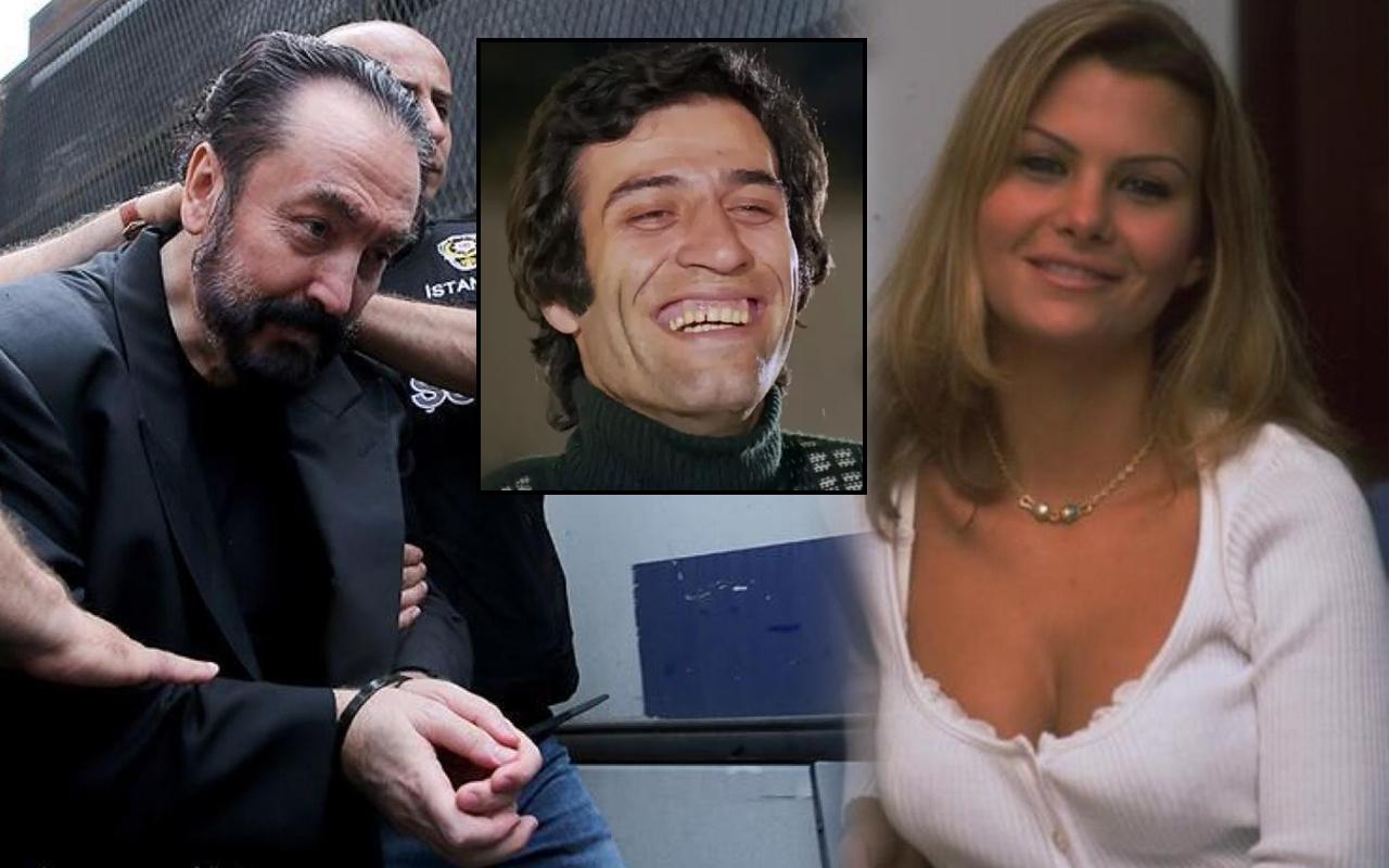 'Bir tek Kemal Sunal' deyip anlattı! Adnan Oktar'ın elde edemediği Ebru Şimşek'ten olay sözler