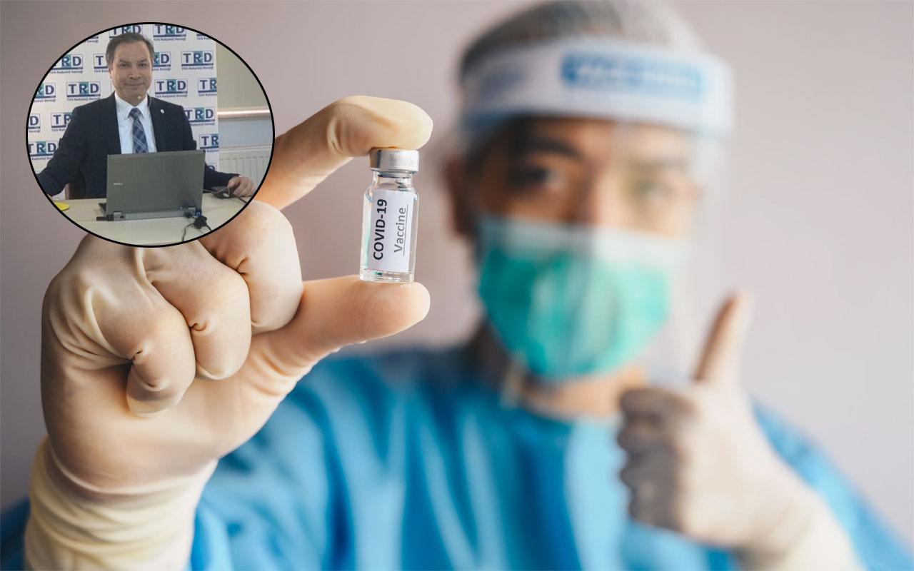 65 yaş üstüne Çin aşısı yerine Biontech aşısı yapılsın! Profesör Güner Sönmez önerdi
