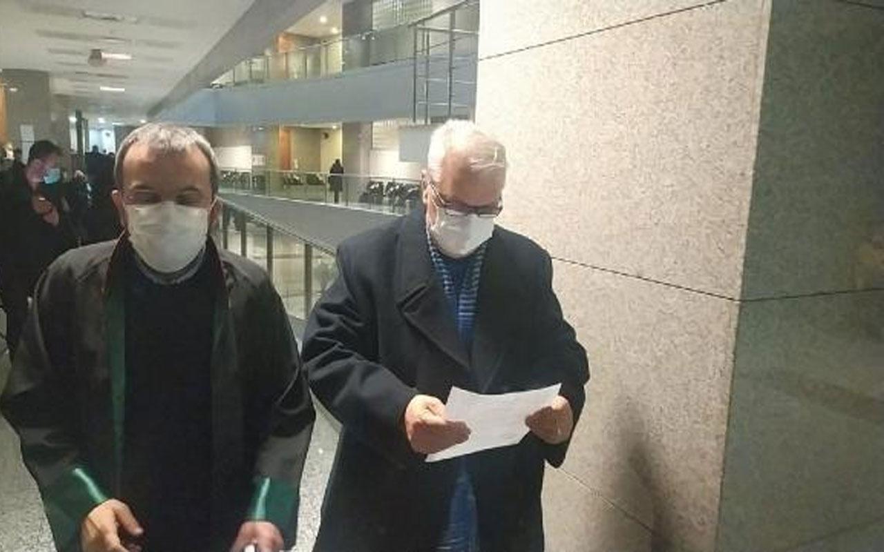 Başörtülü öğretmene sözleri tepki çekmişti! Gazeteci Can Ataklı hakim karşısına çıktı
