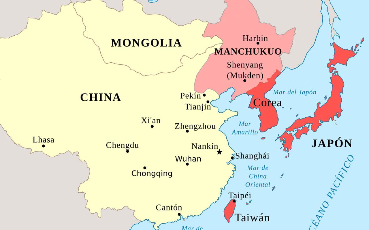 Çin'e ait 4 gemi Doğu Çin Denizinde Japonya kara sularını ihlal etti