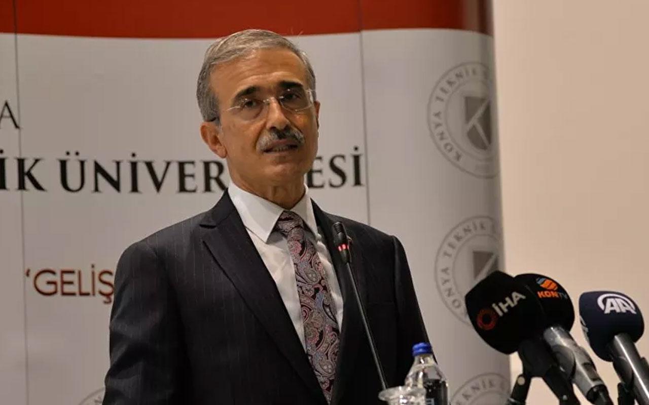 Savunma Sanayii Başkanı İsmail Demir: 2025-2026'da S-400 seviyesine yaklaşırız