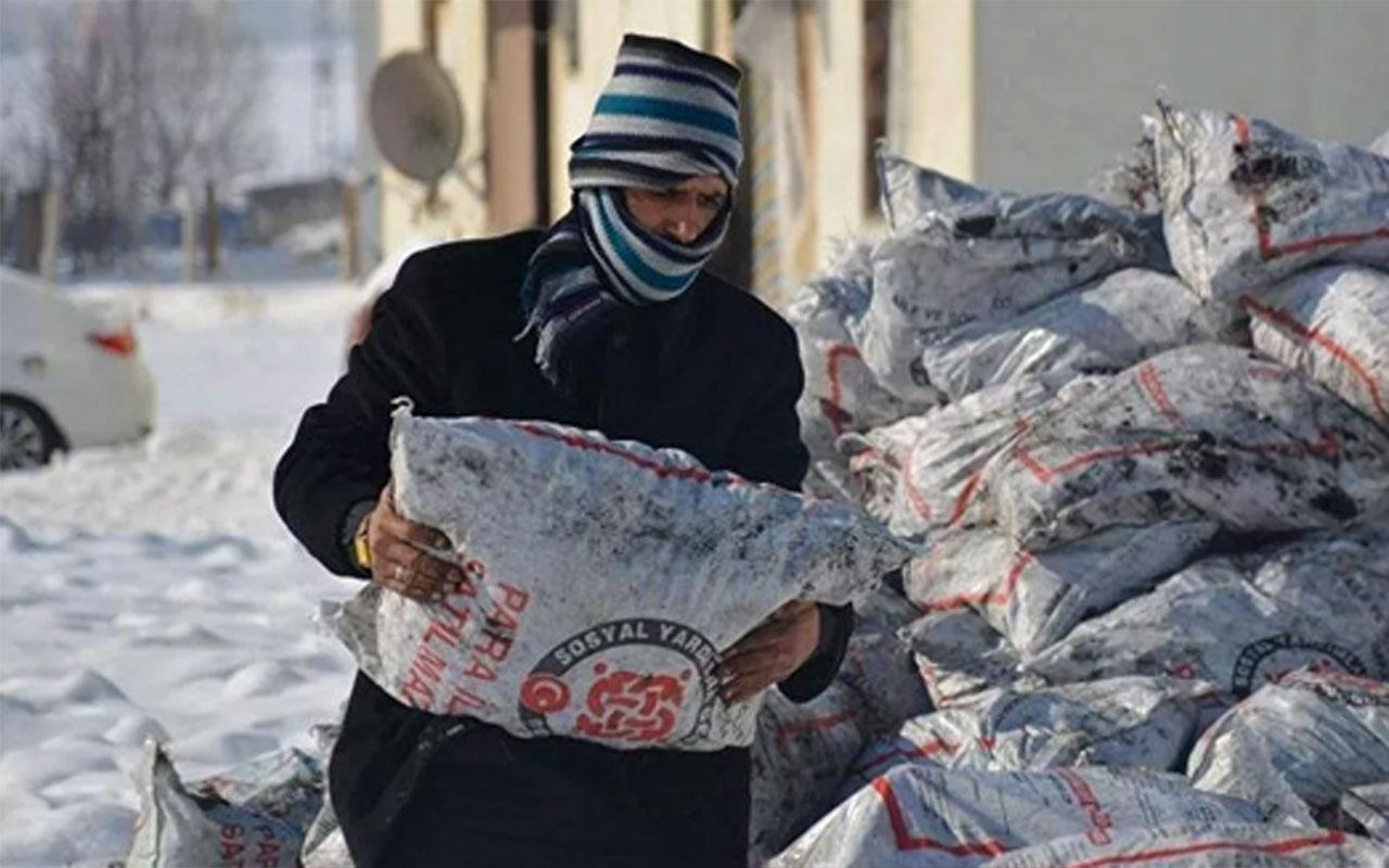 Muhtaç ailelere kömür yardımı devam edecek! Resmi Gazete'de yayımlandı!
