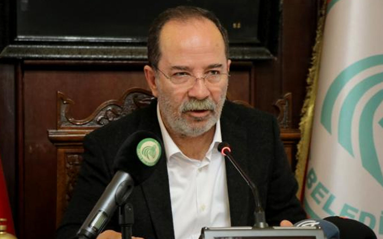 Edirne Belediye Başkanı Recep Gürkan'a savcıdan 2 yıl hapis istemi