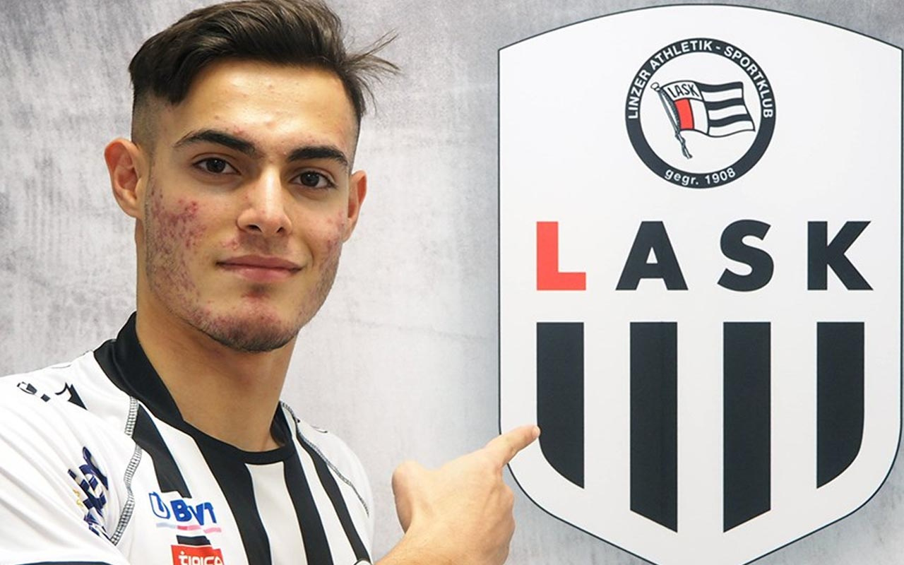 Metehan Altunbaş LASK Linz'e transfer oldu
