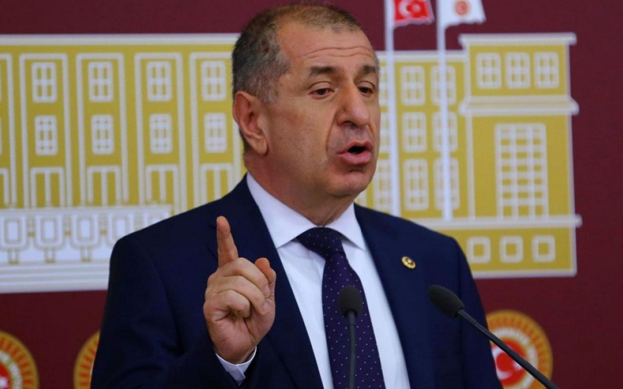 Son dakika Ümit Özdağ'ın İyi Parti'den ihraç kararına mahkeme dur dedi