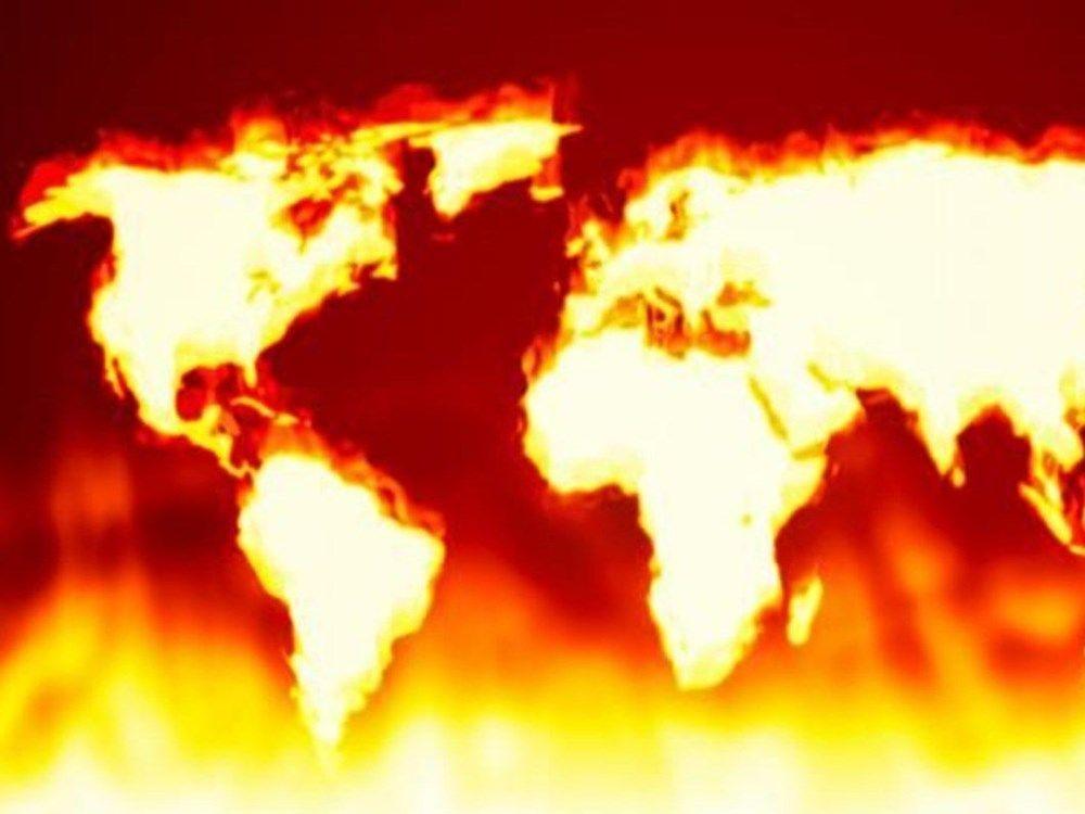 Dünya 'Ölümcül' zirveye yaklaşıyor! Bilim insanlarının açıklamaları endişelendirdi