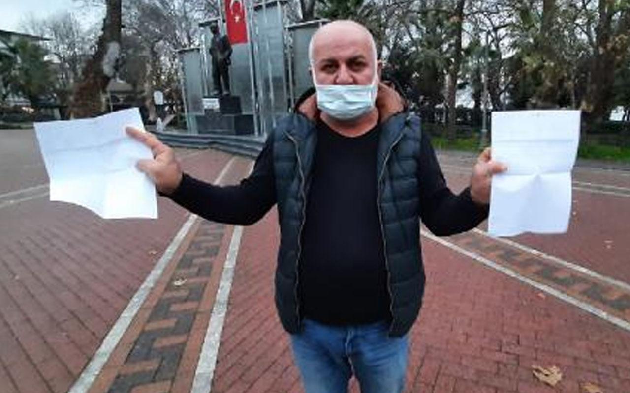 """Kocaeli'de görme engelli dolandırıcıya servetini kaptırdı! """"Bir seferde 195 bin lira gönderdim"""""""