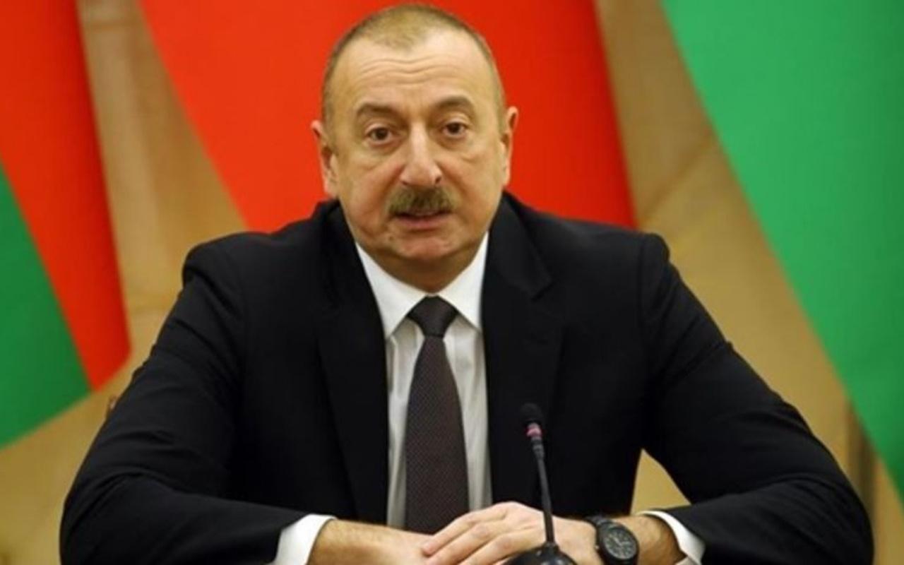 İlham Aliyev'den Karabağ açıklaması! Hesaplanmaya başladı