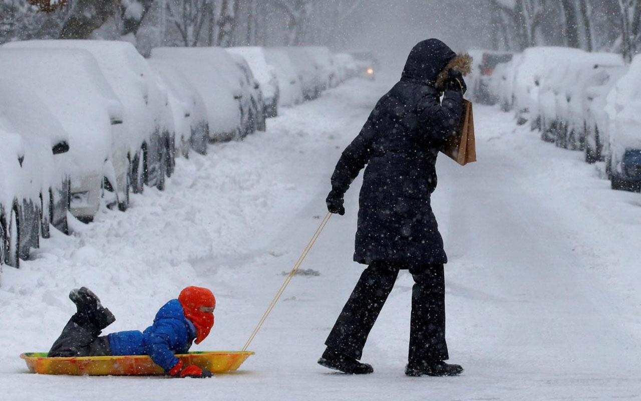 İstanbul'un kar yağışı için geri sayımı başladı! İstanbul'da kar kaç gün etkili olacak?