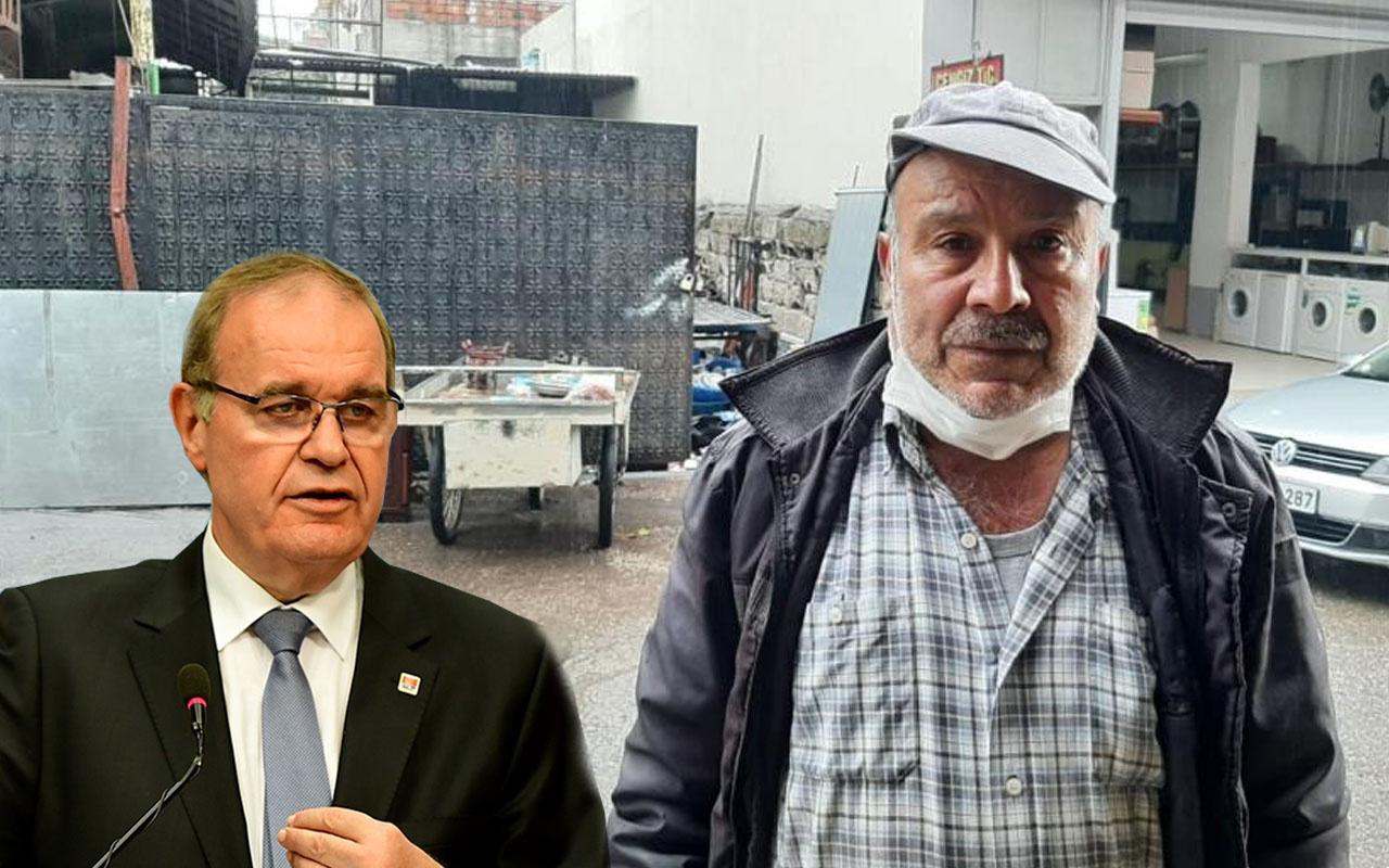 CHP'li Faik Öztrak paylaştı yalanlama geldi: Benden özür dilesin!