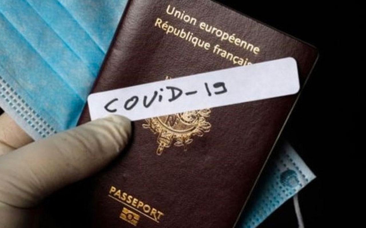 Avrupa Birliği ülkelerine giriş için ''aşı pasaportu'' şartı geliyor!