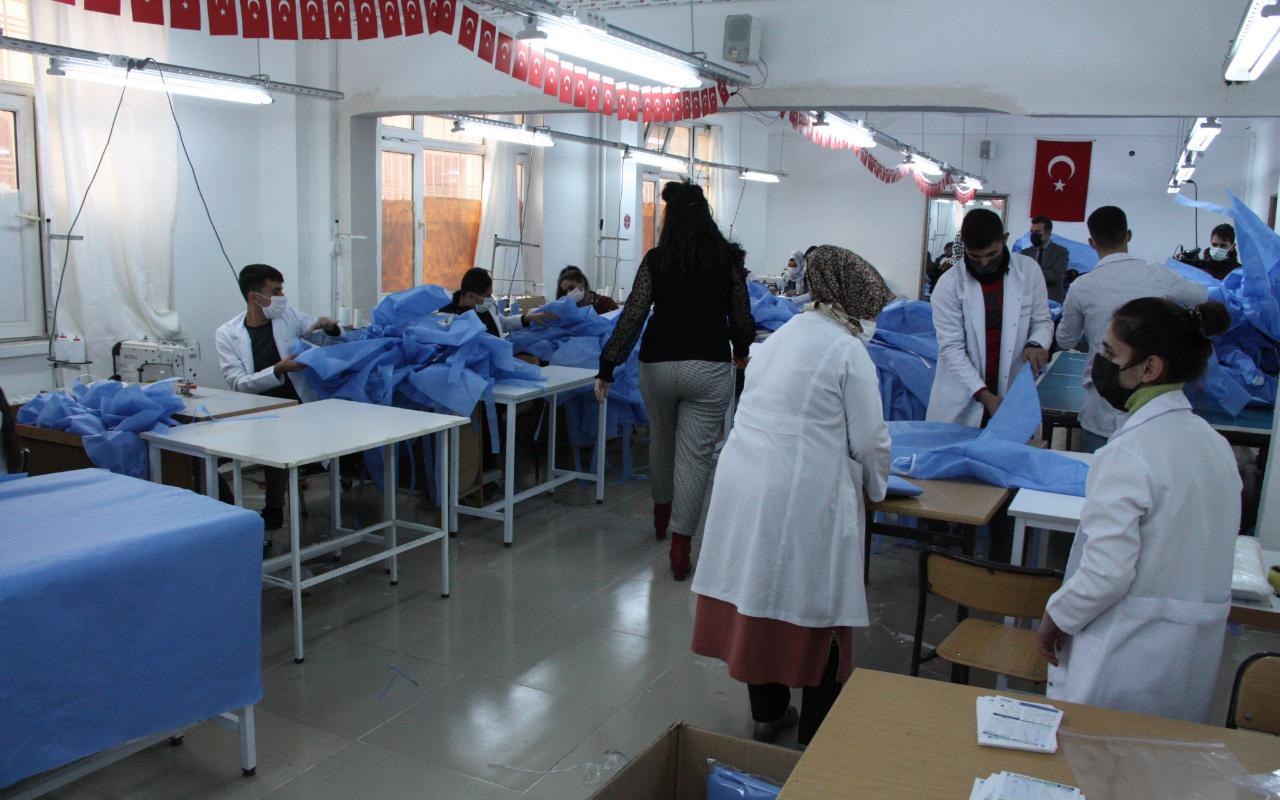 Diyarbakır'da üretiliyor İtalya'dan sipariş yağıyor! Günde 800 tane üretiliyor