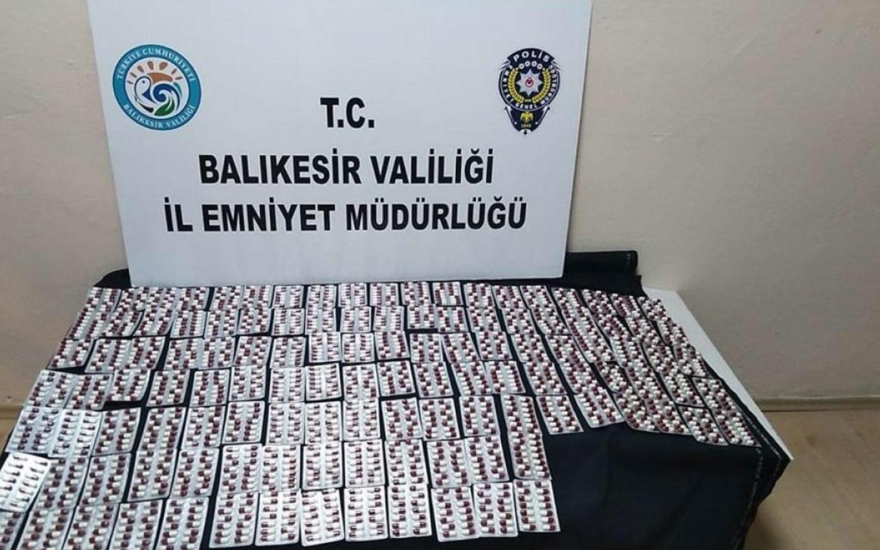 Balıkesir'de uyuşturucu operasyonu: 11 kişi yakalandı