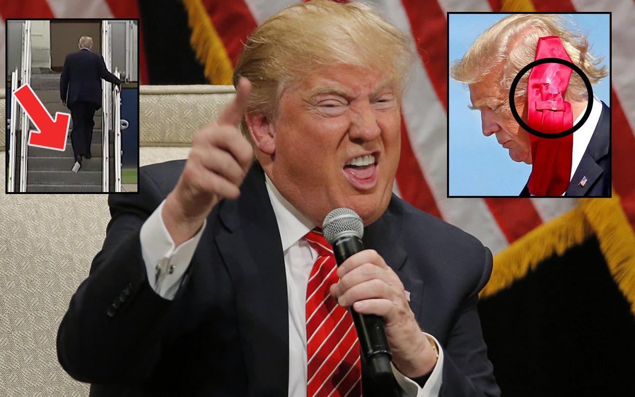 ABD Başkanı Trump Twitter'da alay konusu oldu! Tuvalet kağıdıyla yaşadıkları olay