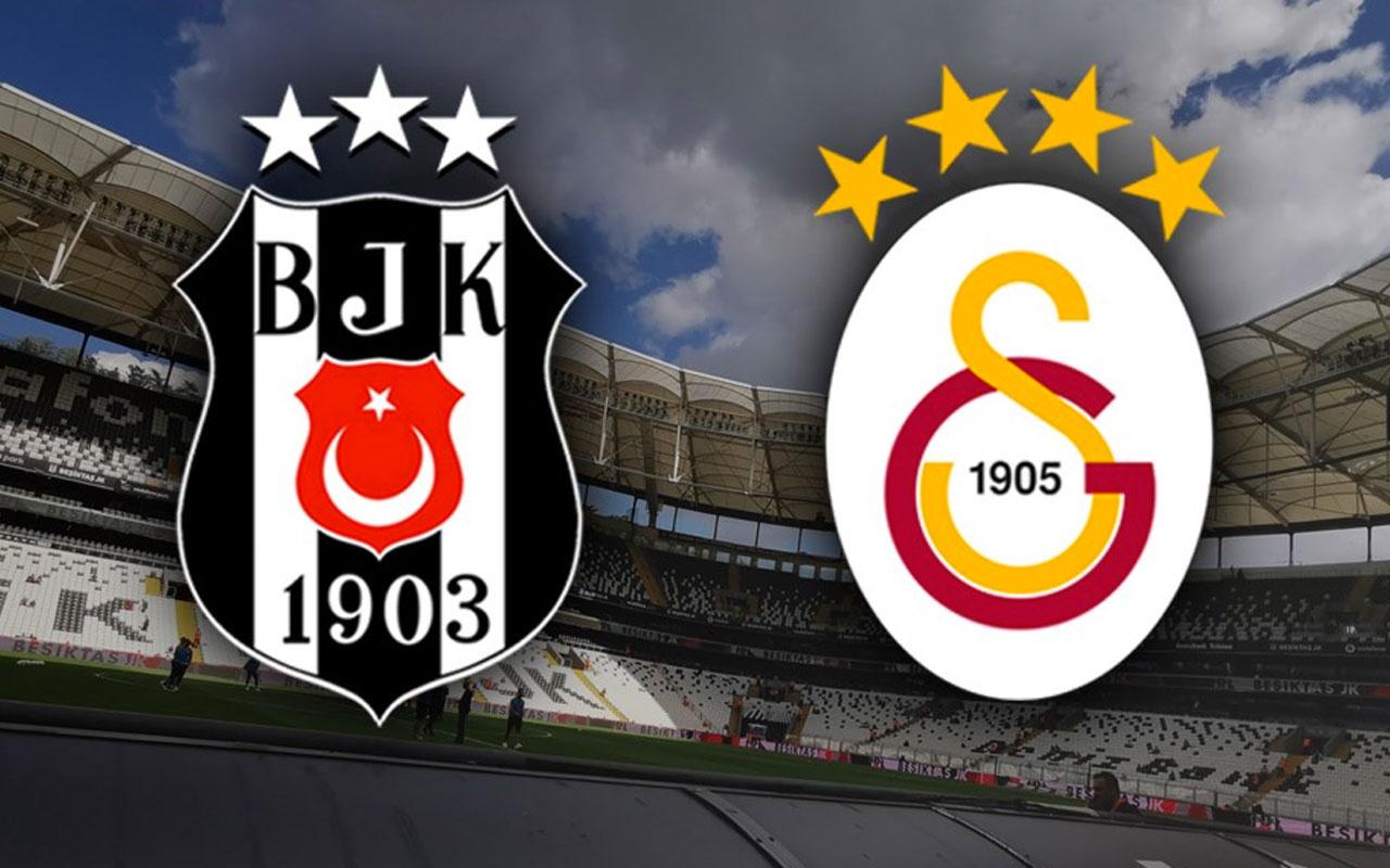 Beşiktaş'tan Galatasaray'a sert yanıt: Alkış istemiyoruz, gölge etmeyin yeter