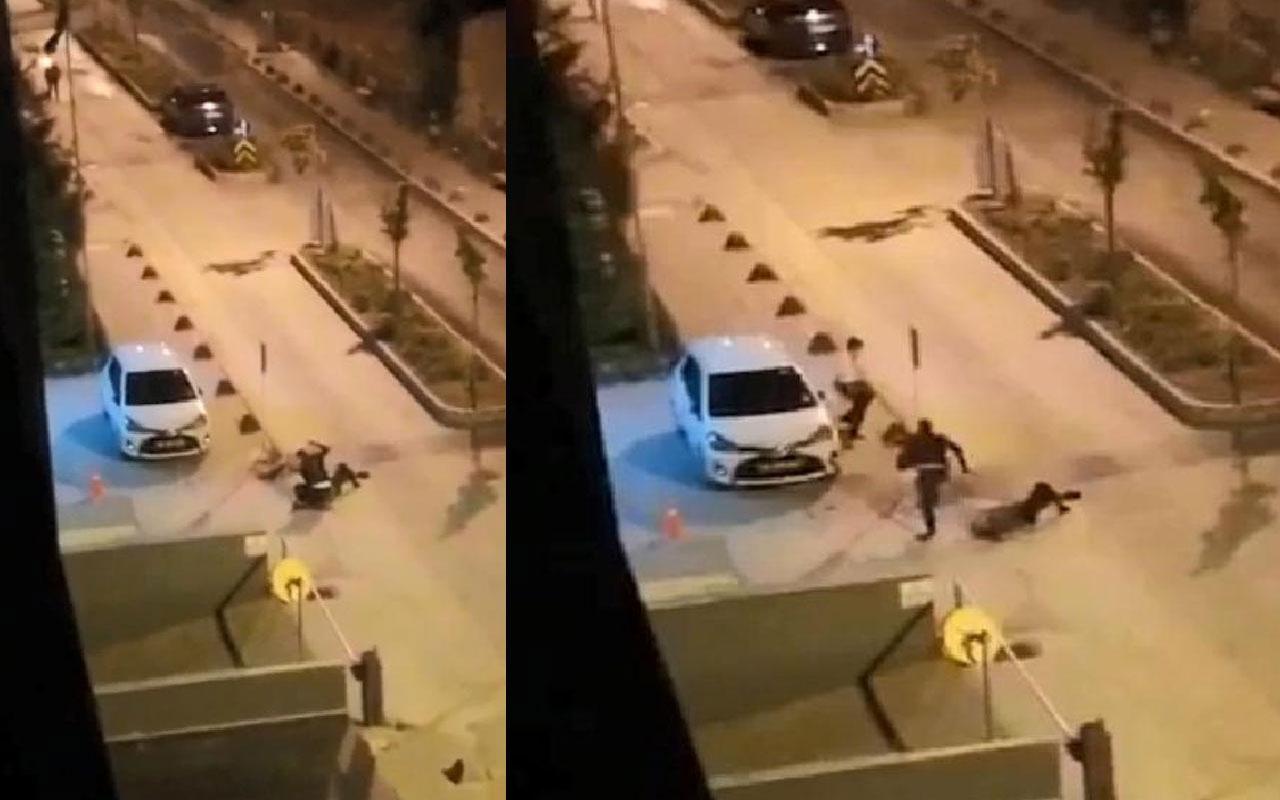 Eskişehir'de polis memuruna telsizle defalarca vurdu! O saldırgan Ağır Ceza Mahkemesi'nde yargılanacak