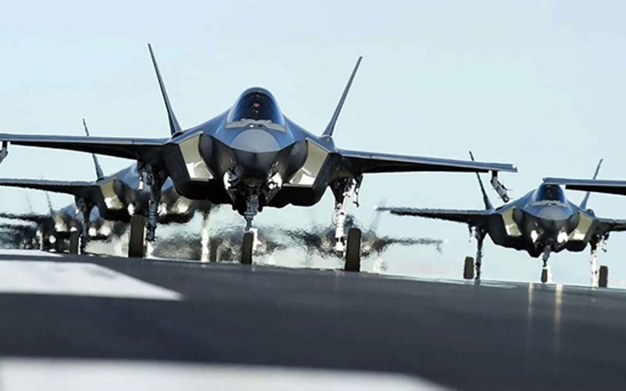 ABD'nin F-35 uçaklarında motor sıkıntısı çıktı